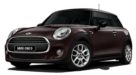 MINI ONE D 5 Portas Man.
